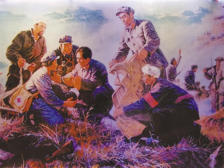 三秦大地上的红色印记 | 直罗镇战役发生地富县